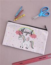 Personalised Cloud Pencil Bag