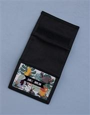 Personalised Jungle Joy Wallet