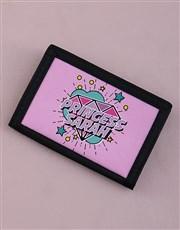 Personalised Rock Princess Wallet