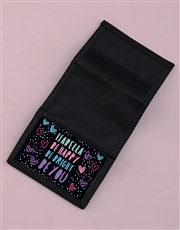 Personalised Be You Wallet