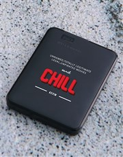 Personalised Chill Hard Drive