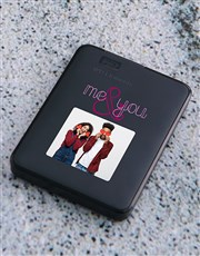 Personalised Me and You Hard Drive