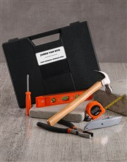 Personalised 6 Piece Tool Set