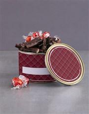 Personalised Wonderful Biltong Tin