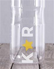 Personalised Clear Tritan Waterbottle