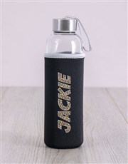 Personalised Stay Wild Waterbottle And Racerback