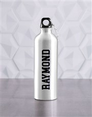 Personalised This Body Waterbottle And T Shirt