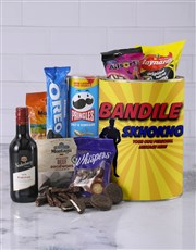Personalised Superhero Skhokho Bro Bucket