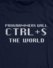 Personalised CTRL S T Shirt