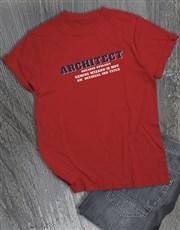 Personalised Genius Wizard T Shirt