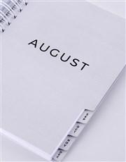 Personalised Leaf Diary