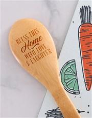 Seasoned with Jesus Love Chopping Board