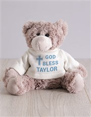 Personalised Jersey Teddy