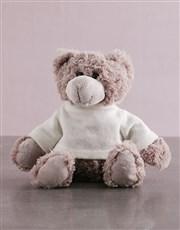 Personalised Teddy Tin