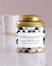 Personalised Great Boss Tea Tin