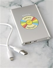 Personalised Positivity Power Bank