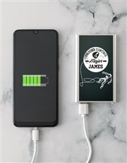 Personalised Astronaut Power Bank