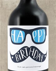 Make it an ultra cool birthday with a bottle of re