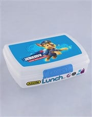 Personalised Dream Chaser Lunchbox