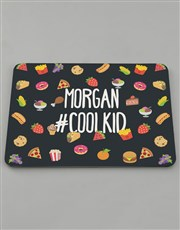 Personalised Cool Kids Kitchen Set