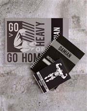 Personalised Exercise Goal Planner Set