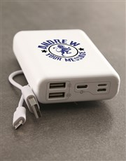 Personalised Lion Romoss Power Bank