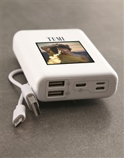 Personalised Photo Romoss Power Bank