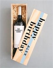 Personalised Diemersfontein Wine Crate