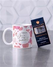 Personalised Favourite Heart Mug