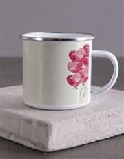 Personalised Call You Mine Camper Mug