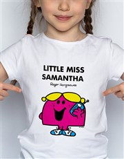 Personalised Chatterbox Kids T Shirt