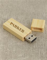 Store files in style with this 8GB USB Flash drive