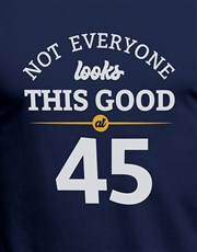 Personalised Look This Good T Shirt
