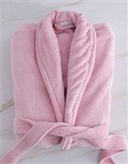 Personalised Darling Pink Gown