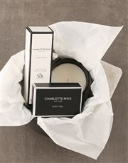 Personalised Chic Charlotte Rhys Pamper Hat Box