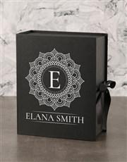 Personalised Oriental Charlotte Rhys Luxury Box