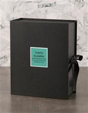 Personalised St Thomas Charlotte Rhys Box Set