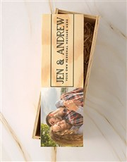 Personalised Photo Allesverloren Tinta Crate