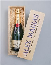 Personalised Traditional Pongracz Crate