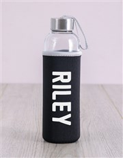 Personalised Wild Thing Racerback and Water Bottle