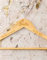 Personalised Message Hanger