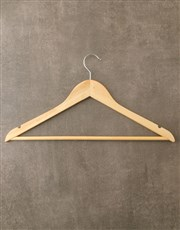 Personalised Groom Hanger