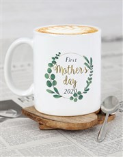 Personalised First Mothers Day Mug