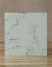 Marble Glass Reminder Whiteboard