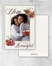 Personalised Smart And Beautiful Note Set