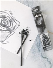 Personalised Till Death Do We Art Sketch Book