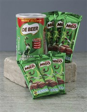 Personalised Milo Tin