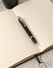 Personalised Message Parker Pen Gift Set