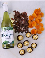 Say thanks in style with this fantastic gourmet ha