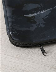 Personalised Abstract Laptop Sleeve